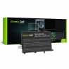 Battery Green Cell SP4073B3H for Samsung Galaxy Tab