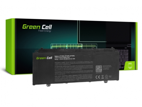Green Cell Battery AP15O3K AP15O5L for Acer Aspire S 13 S5-371 S5-371T Swift 5 SF514-51 Chromebook R 13 CB5-312T