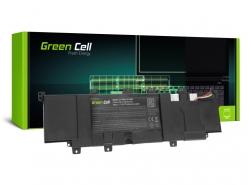 Green Cell Battery C21-X502 C31-X502 for Asus F502C F502CA X502C X502CA VivoBook S500C S500CA