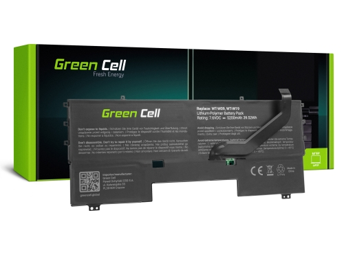 Green Cell ® Battery HB54A9Q3ECW for Huawei MateBook X