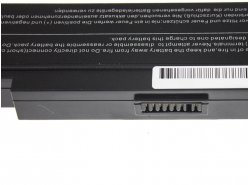 Battery for Samsung NP-R58D002/SEK  Laptop