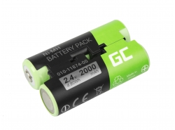 Green Cell ® Battery 010-11874-00 for GPS Garmin Astro 430 Oregon 600 700 750T GPSMAP 64 64s 66s Striker 4