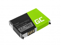 Green Cell ® Battery 010-11143-00 for GPS Garmin SafeNav Aera 500 Zumo 220 660LM