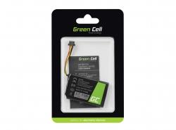 Green Cell ® Battery VFAD AHA11111008 for GPS TomTom 4FL50 Go 5100 6100 PRO TRUCK 5250 Trucker 6000