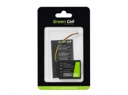 Green Cell ® Battery F650010252 for GPS TomTom One V1 V2 V3 XL Europe Regional Rider