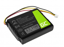 Green Cell ® Battery F650010252 for GPS TomTom One V1 V2 V3 XL Europe Regional Rider