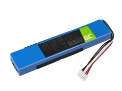 Green Cell Battery GSP0931134 for wireless Bluetooth Speaker JBL Xtreme 1 Xtreme I, Li-Polymer 7.4V 5000mAh