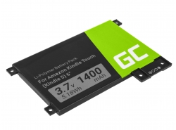 Green Cell ® Battery 170-1056-00 for Amazon Kindle Touch 2011 E-book reader