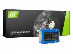 Akku Green Cell ® für Ecovacs D66 D68 D73 D76 D650 D660 D680 D710 D720 D730 D760 6V 4.5Ah