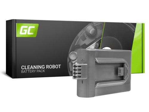 Green Cell® Battery (2Ah 21.6V) BP01 912433-03 912433-04 for Dyson DC16