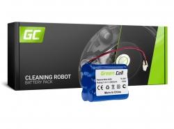 Green Cell® Battery (2.5Ah 7.2V) 4408927 for iRobot Braava / Mint 320 321 4200 4205