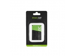 Green Cell Phone Battery BL-5C for Nokia 105 2700 3110 5130 6230 E50