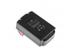 Power Tools Battery 48-11-1830 for Milwaukee C18 M18 18V 2000mAh