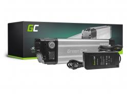 Green Cell ® Battery for Electric Bikes e-Bike 36V 14.5Ah 522Wh