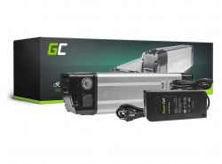 Green Cell ® Battery for Electric Bikes e-Bike 24V 11.6Ah 278.4Wh