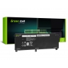 Green Cell Battery 245RR JHXPY T0TRM for Dell Precision M3800 Dell XPS 15 9530