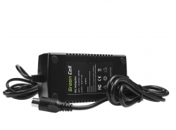 Charger for Electric Bikes, Plug RCA, 54.6V, 1.8A