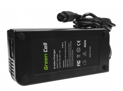 Charger for Electric Bikes, Plug 3 Pin, 54.6V, 4A