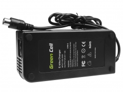 Charger for Electric Bikes, Plug RCA, 29.4V, 4A