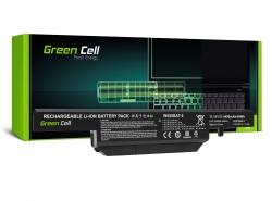 Laptop Battery W650BAT-6 for Clevo W650 W650SC W650SF W650SH W650SJ W650SR W670 W670SJQ W670SZQ1
