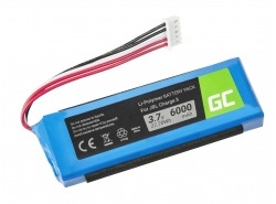Green Cell® GSP1029102A Battery for JBL Charge 3 speaker