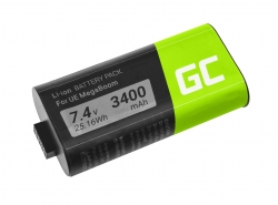 Green Cell ® Battery 533-000116 533-000138 for Logitech Ultimate Ears UE MEGABOOM S-00147 speaker