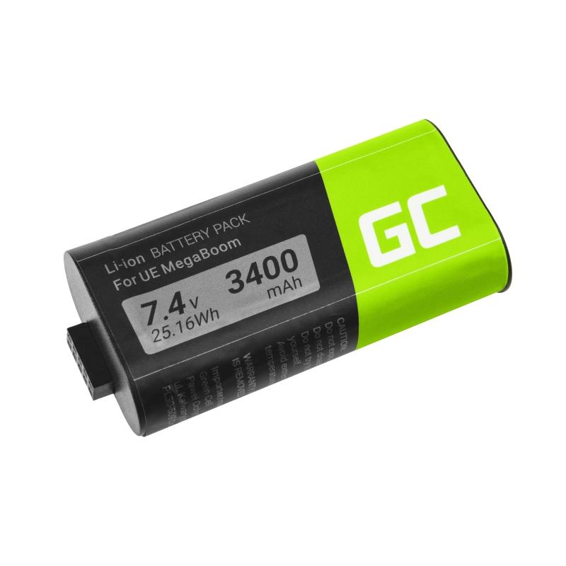 Green Cell ® Battery 533-000116 533-000138 for Logitech Ultimate Ears UE  MEGABOOM S-00147 speaker