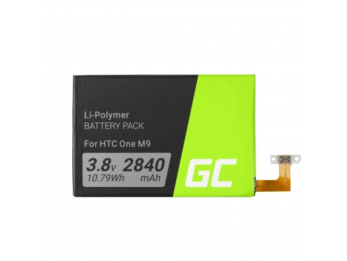 Green Cell Phone Battery B0PGE100 for HTC One M9 S9