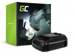 Green Cell ® Battery WA3511 WA3512 WA3516 WA3523 for WWORX WG151 WG251 WG540 WU289 WX163 WX164 WX368 AL-KO GTli 18V Comfort