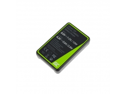 Camera Battery Charger CB-2LD Green Cell ® for Canon NB-11L PowerShot A2300 IS A2400 IS A3400 IS A3500 IS SX400 IS 9