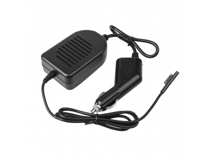 Car charger for laptops Microsoft Surface Pro 3 and Pro 4 12V 2 58A