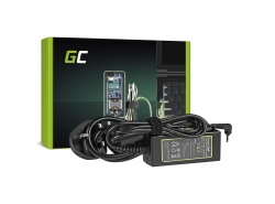 Green Cell ® Charger for Asus EEE PC 1001 1005 1015 1201 1215