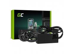 Charger Green Cell for Asus Vivobook X201E X202E F201E S200E Q200E 19V 1.75A
