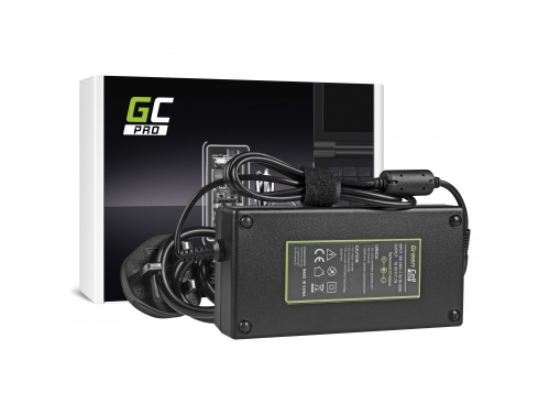 Green Cell ® Charger / AC Adapter ADP-150NB 19.5V 7.7A 150W for Asus G550 G73 G73J G73JH G73JW i MSI GE60 GE70 GP70 GT660 GT780