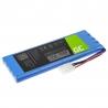 Green Cell ® Battery 20S-1P 20S1P for Speaker Soundcast Outcast ICO410 ICO410-4n ICO411a ICO411a-4N ICO420 ICO421 20S1P, 2000mAh
