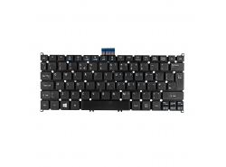 Green Cell ® Keyboard for Laptop Acer Aspire V5 V5-132 V5-132P Aspire V13 Aspire E11 UK QWERTY