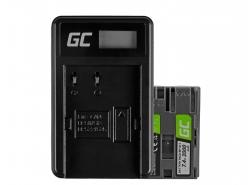 Green Cell ® Battery BP-511 for Canon EOS 5D, 10D, 20D, 30D, 50D, D30, 300D, PowerShot G1, G2, G3, G5, Pro 1 7.4V 1600mAh