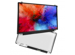 "BOE Screen LCD Panel NT156WHM-N10 for 15,6"" laptops, Display 1366x768 HD, LVDS 40 pin, glossy"