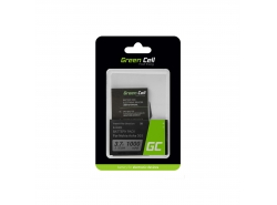 Green Cell Phone Battery BL-4U for Nokia 206 E66 500 3120 5530 5730