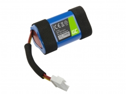 Green Cell ® Battery ID998 1INR19/66-3 SUN-INTE-118 for Speaker JBL Charge 4 Charge 4BLK Charge 4J, Li-Ion 3.7V, 10200mAh