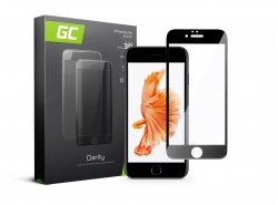 GC Clarity Screen Protector for iPhone 6 6S - Black