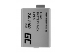 Green Cell ® Camera Battery Replacement for Canon LP-E5 EOS 450D 500D 1000D