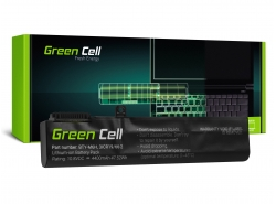 Green Cell Battery BTY-M6H for MSI GE62 GE63 GE72 GE73 GE75 GL62 GL63 GL73 GL65 GL72