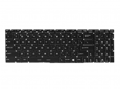 Green Cell ® Keyboard for Laptop MSI GE62 GL62 GE72 WS60 RGB