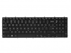 Green Cell ® Keyboard for Laptop Dell Inspiron 3779 5570 5770