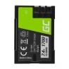 Battery Green Cell ® BLM-1 for cameras Olympus Evolt E-1 E-510 E-500 CAMEDIA C-5060 C-7070 C-8080 Wide Zoom, 7.4V 1700mAh