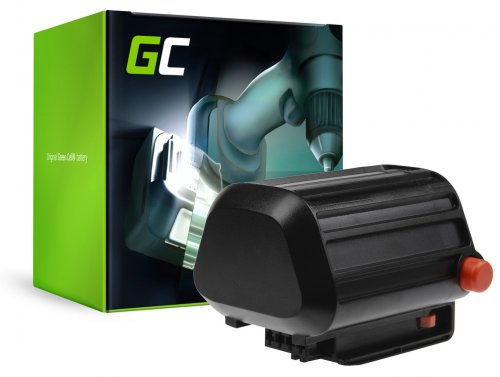 Green Cell® Battery (2.5Ah 18V) BLi-18 9839-20 9840-20 for Gardena Li-18/23R TCS Li-18-20 8866 8881 9335 9823 9825 9837 9838