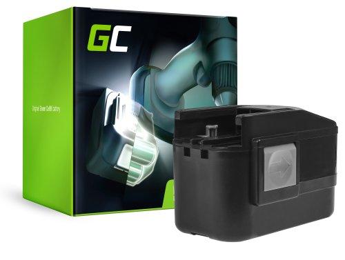 Green Cell® Battery (3.3Ah 14.4V) MXS14.4 48-11-1014 for AEG BBM 14 STX BDSE 14 STX SB2E 14 STX Milwaukee LOKTOR P 14.4 TX