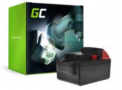 Green Cell ® Battery for Milwaukee M18 C18B 982-2 18V 5Ah