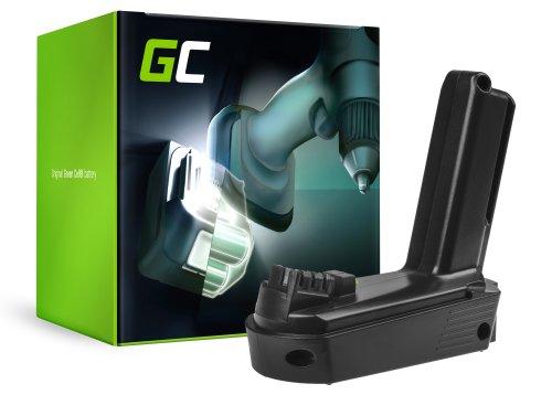 Green Cell® Battery (2Ah 10.8V) 498616 500184 500243 for Festool BP-XS CXS 564261 564274 564534 564535 564540